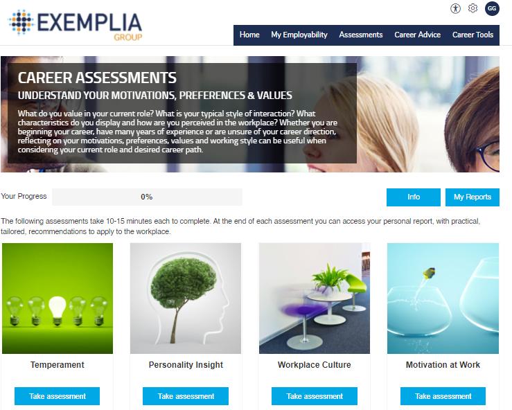 Employability Training Portal
